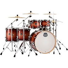 Armory Series Exotic Studioease 6-Piece Shell Pack with Deep Toms and 22 in. Bass Drum Redwood Burst