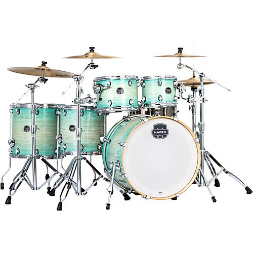Mapex Armory Series Exotic Studioease Shell Pack Ultramarine Gloss