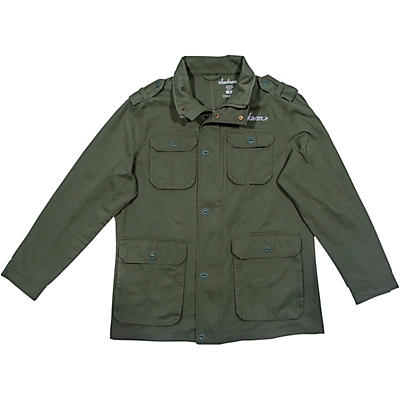 Jackson Army Jacket - Green
