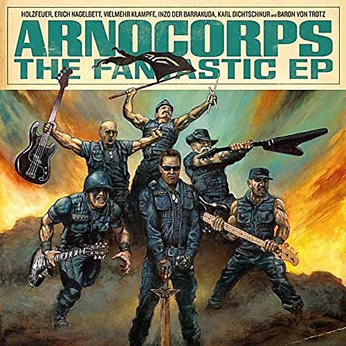 Alliance Arnocorps - The Fantastic