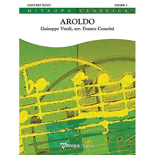 Hal Leonard Aroldo Concert Band Level 5 Composed by Giuseppe Verdi Arranged by Franco Cesarini