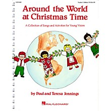 Hal Leonard Around the World at Christmas Time (Musical) 2-Part Composed by Teresa Jennings