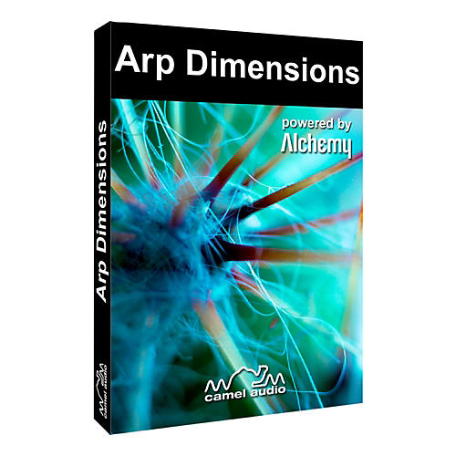 Camel Audio Arp Dimensions - Alchemy Sond Library Software Download