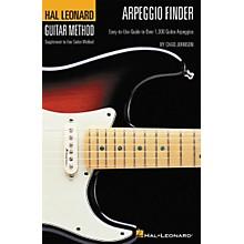 Hal Leonard Arpeggio Finder for Guitar Book