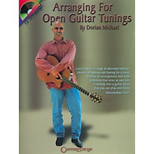 Centerstream Publishing Arranging for Open Tunings Book/CD