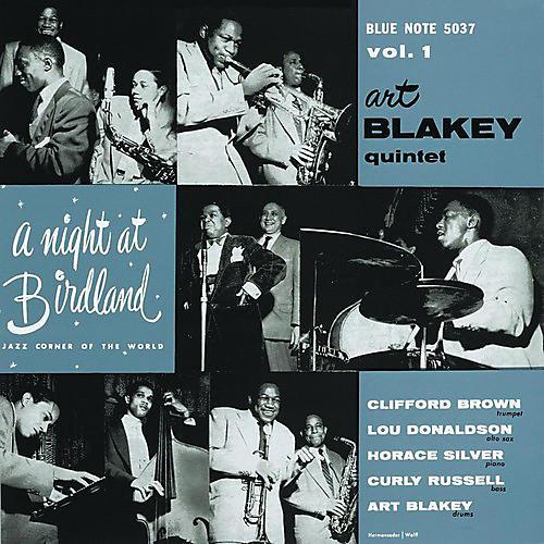 Alliance Art Blakey - A Night At Birdland, Vol. 2