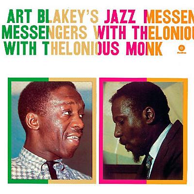 Art Blakey - Art Blakeys Jazz Messengers with Thelonious Monk