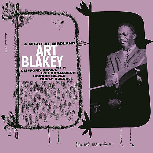 Alliance Art Blakey - Night at Birdland 1