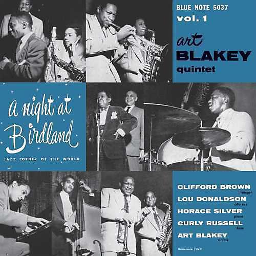 Alliance Art Blakey - Night at Birdland with Art Blakey Quintet Vol 1