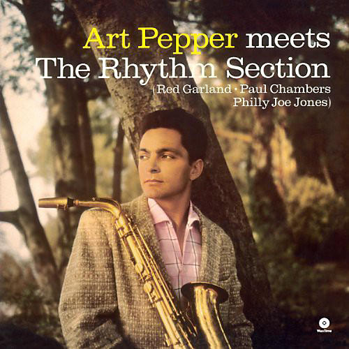 Alliance Art Pepper - Meets the Rhythm Section
