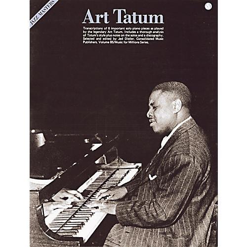 Music Sales Art Tatum MFM 85 (Book)
