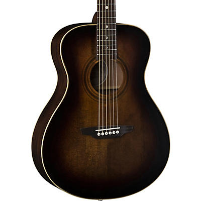 Luna Guitars Art Vintage Folk Acoustic Guitar