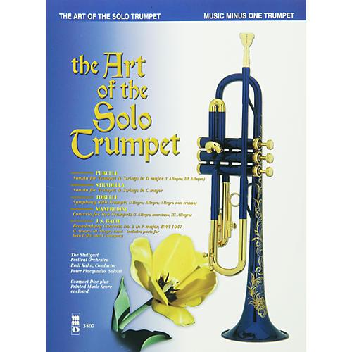 Hal Leonard Art of the Solo Trumpet