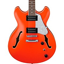 Artcore Vibrante AS63 Semi-Hollow Electric Guitar Twilight Orange