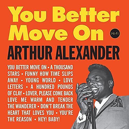 Alliance Arthur Alexander - You Better Move on + 2 Bonus Tracks