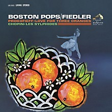 Arthur Fiedler - Prokofieff - Love For Three Oranges / Chopin - Les