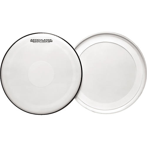 Aquarian Articulator Bass Drum Head