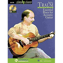 Homespun Artie Traum Teaches Essential Blues for Acoustic Guitar (Book/CD)