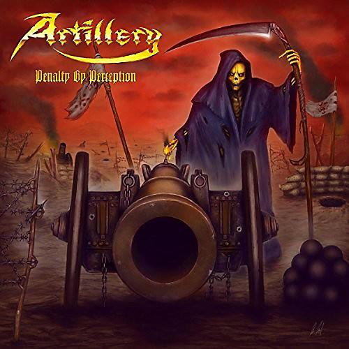 Alliance Artillery - Penalty By Perception