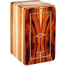 Open BoxMeinl Artisan Edition Martinete Line Brazilian Ironwood Cajon with Ukola Woodframe