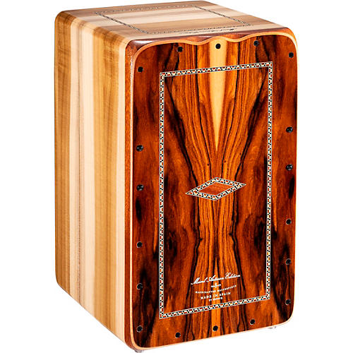Meinl Artisan Edition Martinete Line Brazilian Ironwood Cajon with Ukola Woodframe