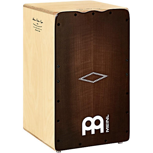 Meinl Artisan Edition Solea Line Cajon with Espresso Burst Frontplate