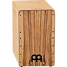 Open Box Meinl Artisan Edition String Cajon with Birch Body and Limba Frontplate