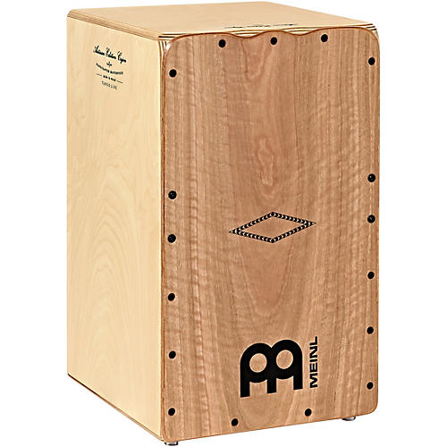 Meinl Artisan Edition Tango Line Cajon with Light Eucalyptus Frontplate