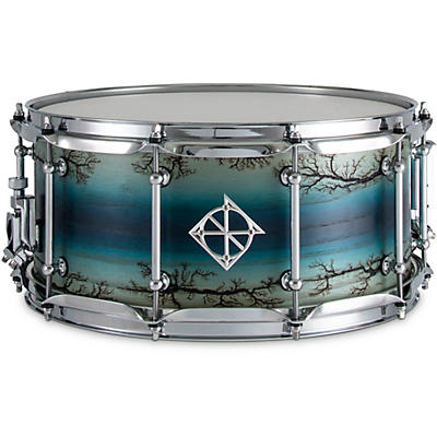 Dixon Artisan Enchanted Ash Snare Drum