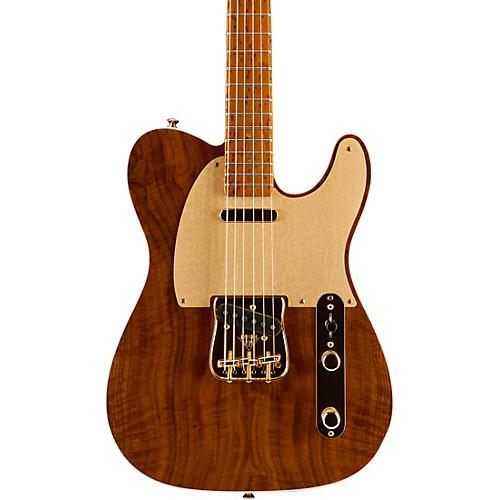 Fender Custom Shop Artisan Roasted Maple Telecaster with Claro Walnut Top Electric Guitar