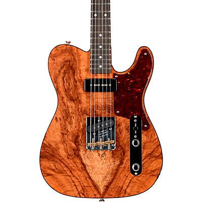 Fender Custom Shop Artisan Telecaster Thinline Fiji Mahogany Body with Flame Koa Top Electric Guitar