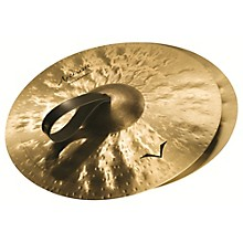 Artisan Traditional Symphonic Suspended Cymbals 17 in. Brilliant