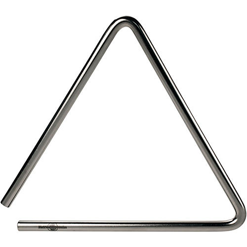 Black Swamp Percussion Artisan Triangle Steel 10 in.