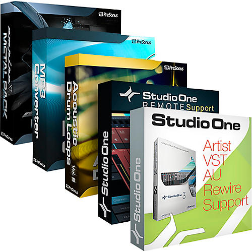 PreSonus Artist Booster Pack