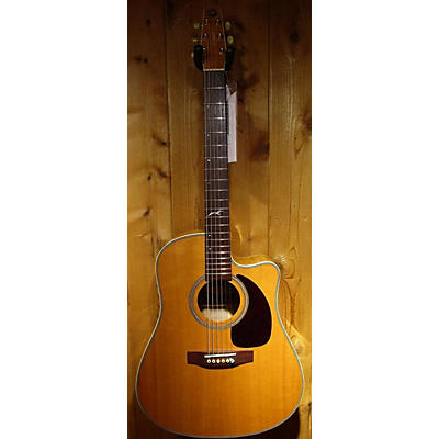 Seagull Artist Cameo CW QII Acoustic Electric Guitar