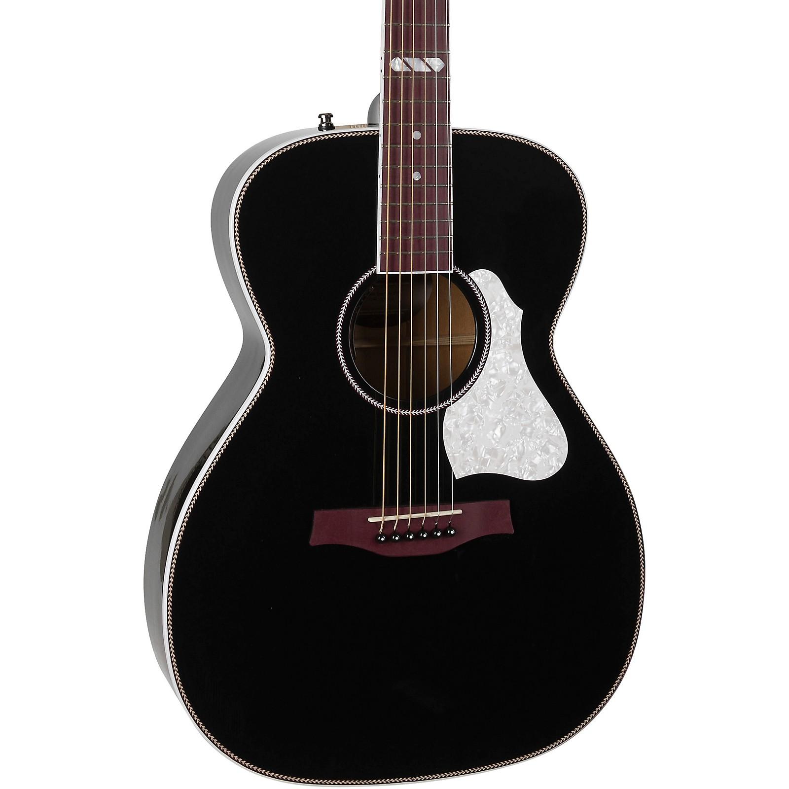 Seagull Artist Limited Tuxedo Black EQ Acoustic-Electric Guitar