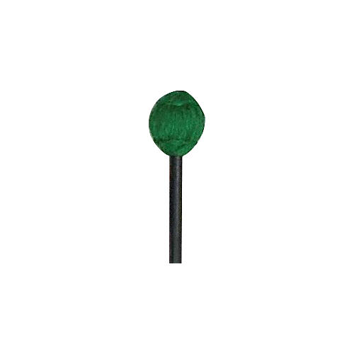 Yamaha Artist Master Series Yarn Mallets w/ Birch Medium Hard (Green)