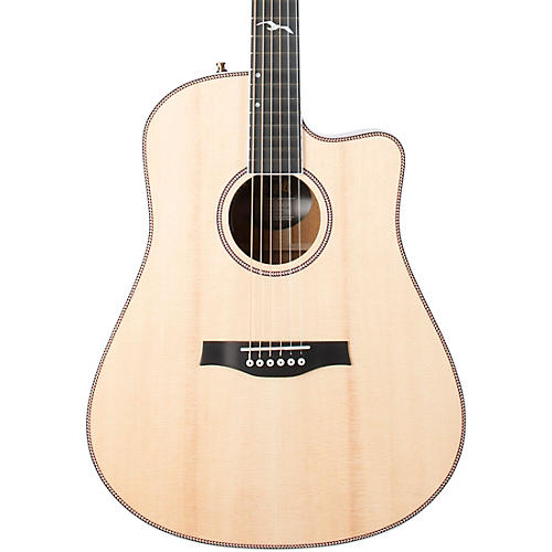Seagull Artist Mosaic CW HG EQ Acoustic-Electric Guitar Natural