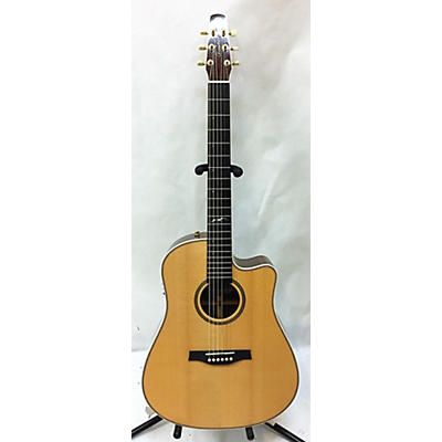 Seagull Artist Peppino Signature CW QII Acoustic Electric Guitar