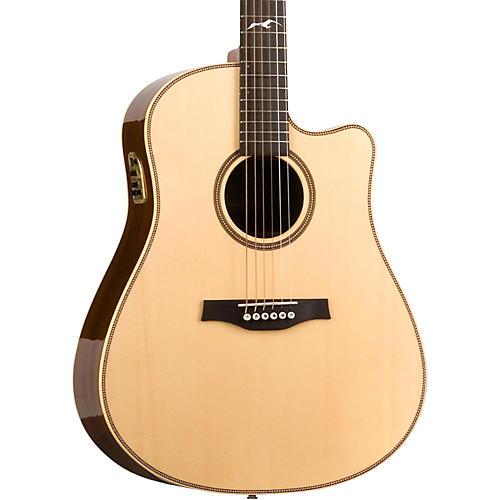 Seagull Artist Peppino Signature QII Cutaway Acoustic-Electric Guitar