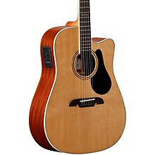 Open Box Alvarez Artist Series AD60CE Dreadnought Acoustic-Electric Guitar
