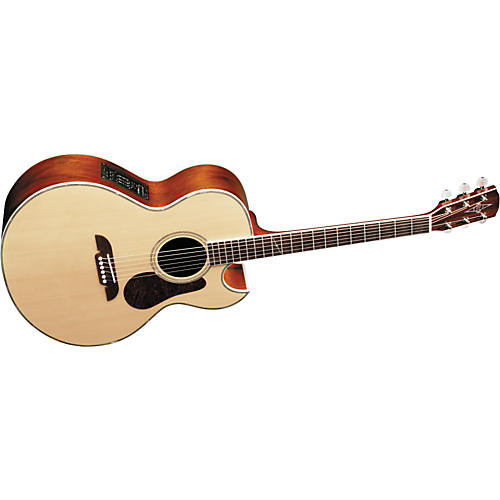 Alvarez Artist Series AD90SCK Dreadnought Acoustic-Electric Cutaway