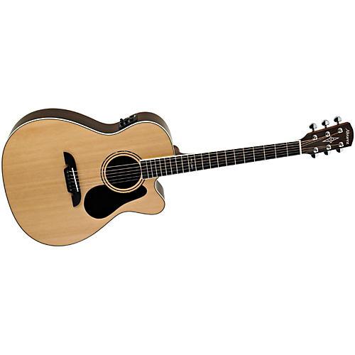 Alvarez Artist Series AF70CE Folk Acoustic-Electric Guitar