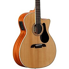 Open Box Alvarez Artist Series AG60CE Grand Auditorium Acoustic-Electric Guitar