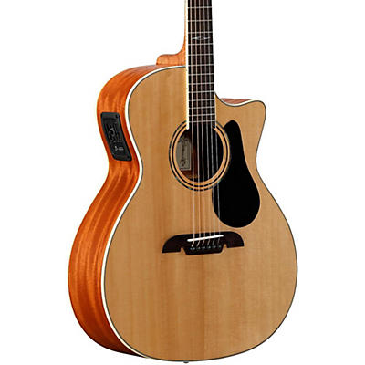 Alvarez Artist Series AG60CE Grand Auditorium Acoustic-Electric Guitar