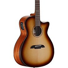 Open Box Alvarez Artist Series AG610CEAR Grand Auditorium Acoustic-Electric Guitar