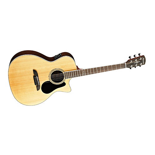 Alvarez Artist Series AG710CE Grand Auditorium Cutaway Acoustic-Electric Guitar