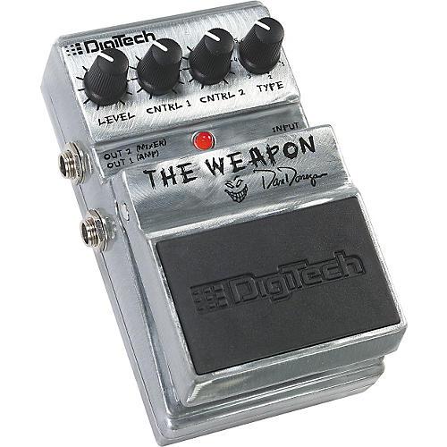 DigiTech Artist Series Dan Donegan The Weapon Guitar Multi Effects Pedal