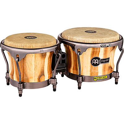 Meinl Artist Series Diego Gale Signature Bongos with Remo Fiberskyn Heads