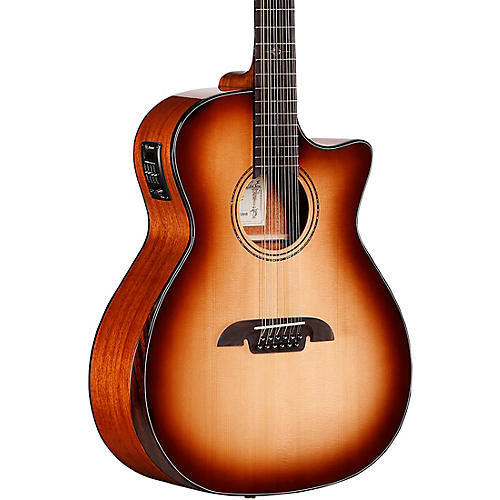 Alvarez Artist Series Grand Auditorium Acoustic-Electric 12-String Guitar